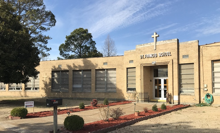St  Francis School: A historic mission that is still alive