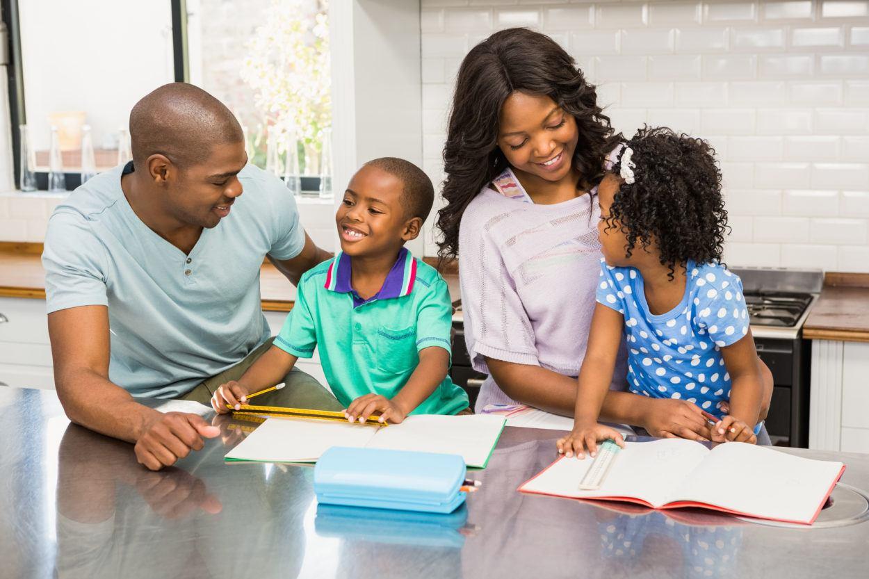 Black Family Homework